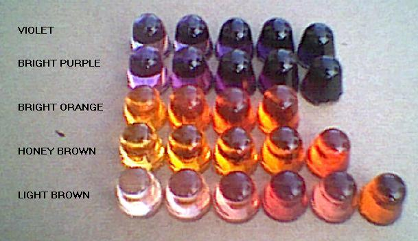 Transparent Dye for Clear Casting Polyester Resin, Urethane, Epoxy ...